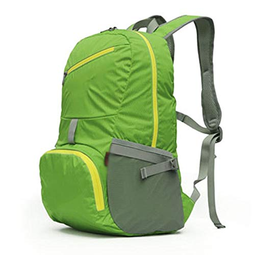 RMXMY 25L Hiking Rucksack Outdoor Sports Mountaineering Camping Trekking Rucksack Traveling Climbing Backpack Wear-Resistant Nylon Breathable Knapsack (Color : A)
