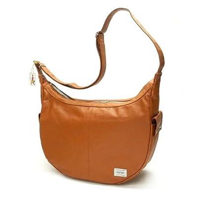 Porter Tanker / Freestyle Shoulder Bag 07173 Camel / Yoshida Bag