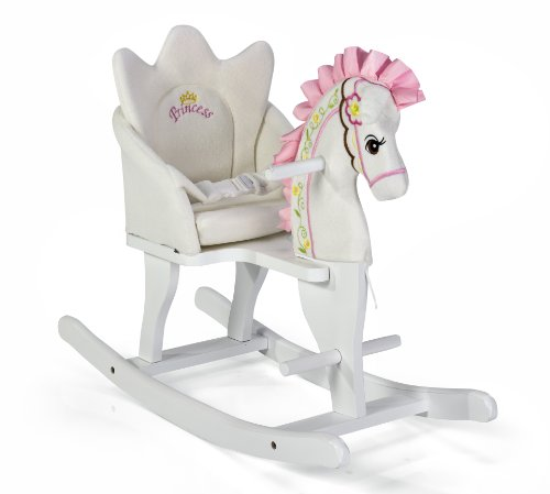 knorr-baby 60054 - Schaukeltier - Prinzessin Pony
