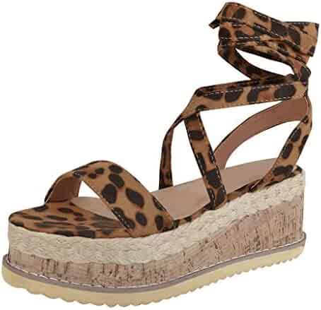 90328e39682e0 Shopping Platforms & Wedges - Sandals - Shoes - Women - Clothing ...