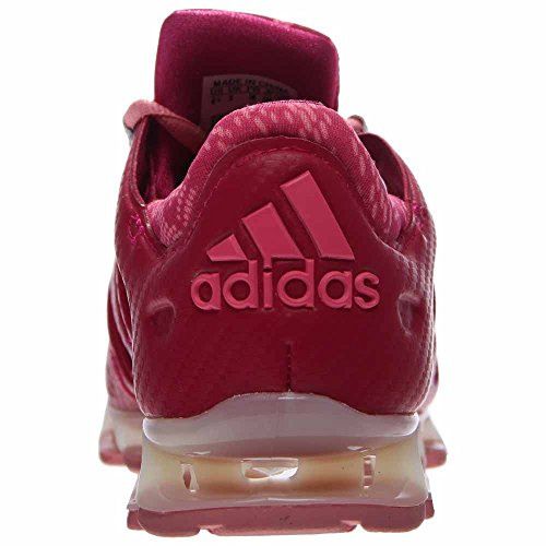 Scarpe Da Running Adidas Springblade Pro Da Donna Q16423 Super Pop / Grassetto Rosa / Grigio