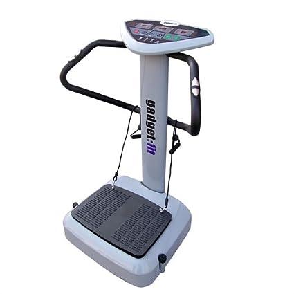 Plataforma vibratoria Gadget: Fit Power: Amazon.es: Deportes y aire ...