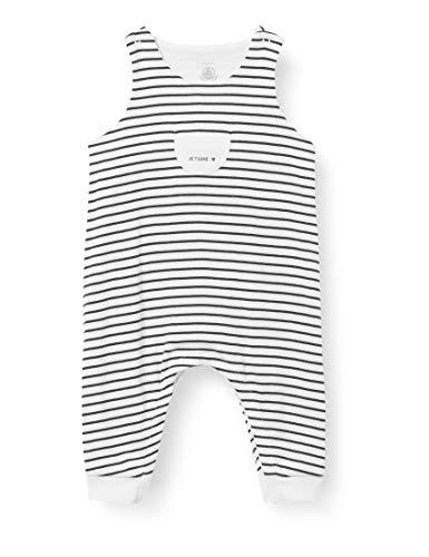 Petit Bateau 5977401 Unisex-Baby Overalls
