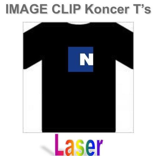 Neenah Image Clip Koncert T's 50 sheets 8.5x11