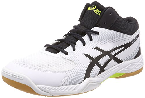 De Gel black Grey Multicolore Asics mid Homme 0190 white Volleyball Mt Chaussures task dIwqzwO