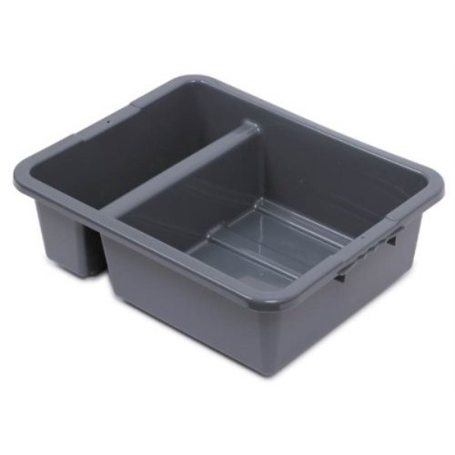 Commercial Grade Royal Industries Bus Box 21.25 x 17.25 x 5 Deep NSF Certified Plastic White