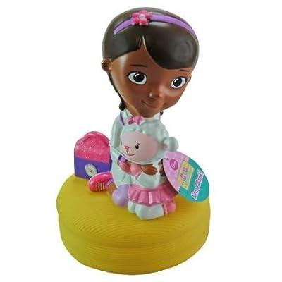 Samorthatrade Disney Princess Doc McStuffins 11' Molded Coin Bank for Girls: Toys & Games