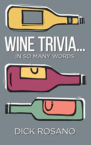 Wine Trivia So Many Words product image