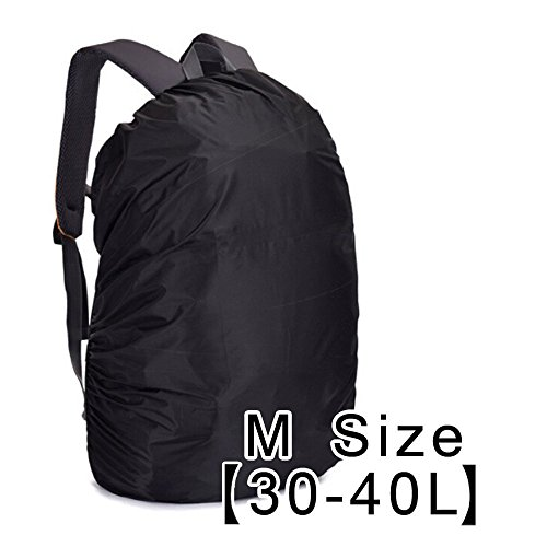 AYAMAYA 40L Adjustable Waterproof Rain Proof Backpack Cover Raincover