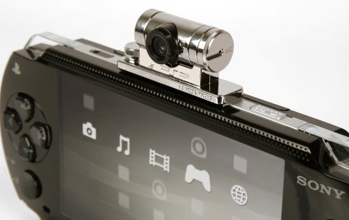 Sony PSP 1.3 Megapixel Chotto Shot Camera for PlayStation by Sony (Image #7)