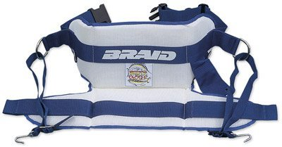 Braid Products Brute Buster Harness (Large/Fits up to 56-Inch) by Braid (Image #1)