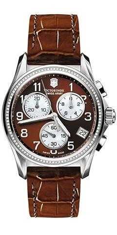 Victorinox Swiss Army Chrono Classic Women's Quartz Watch 241420 - Chrono Classic Ladies Watch