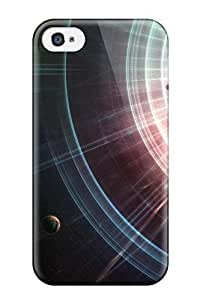 Hot ZPQAvkl5126NgDUL Planets Sci Fi Case Cover Compatible With Iphone 4/4s