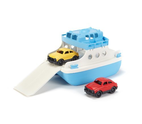 Bath and Water Play Ferry Boat - Excursion Boat Sets