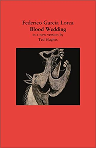 blood wedding faber drama