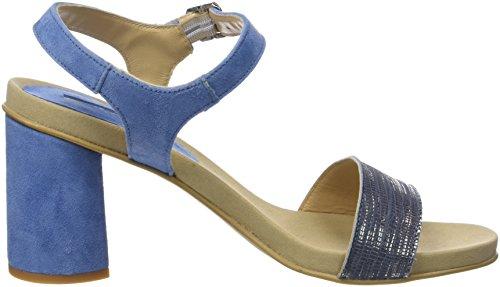 Kvinde Flere Dame Marshmallow Slingback Sandalen Bleu (indigo / Cyan 016) o1084j68