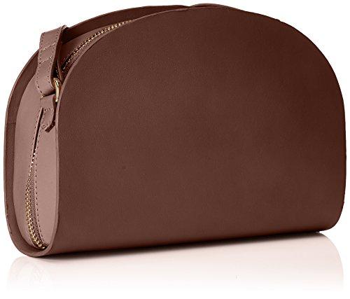Marron Cognac Bag Curve Galax épaule Sacs Royal portés Evening Republiq qg7pwzn86