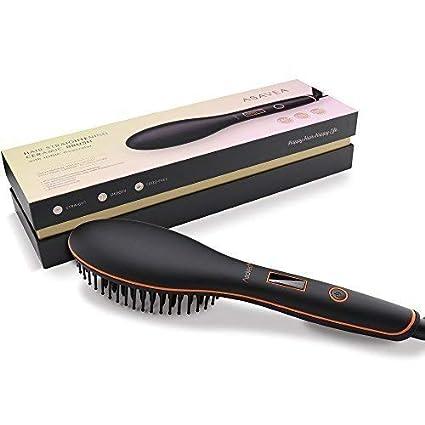 Plancha para alisar el cabello de Asavea