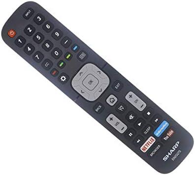 Sharp EN2G27S - Mando a distancia para televisor con Netflix ...