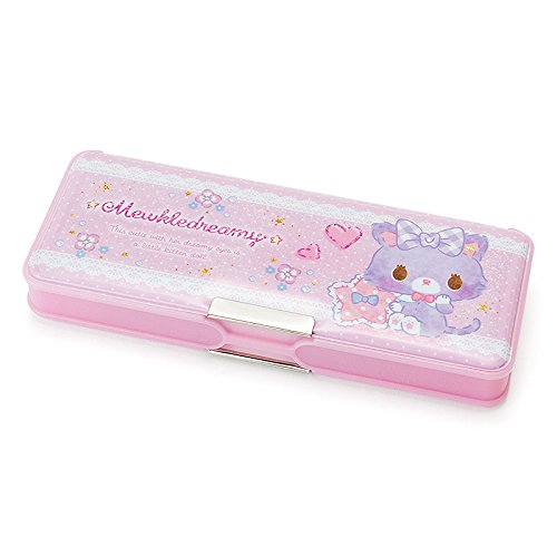 Sanrio mu Kurdish Lee Me both sides open pencil case From Japan - Online Australia Mu