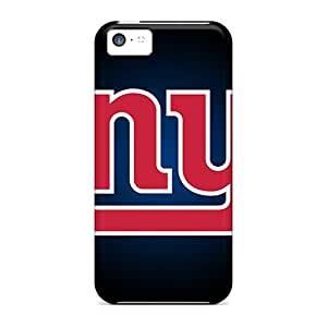 Iphone 5c Case, Premium Protective Case With Awesome Look - New York Giants