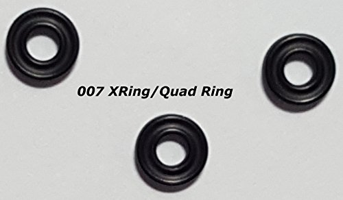 Benjamin Crosman PCP Hand Pump 007 Quad Ring 3EA