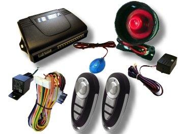 Inmovilizador de alarma de coche de bloqueo central y (con ...