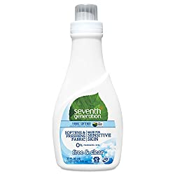 Seventh Generation Fabric Softener