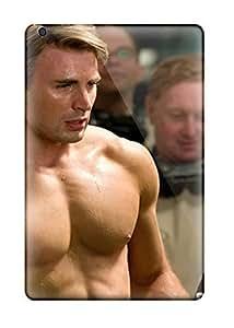 Hot Tpu Cover Case For Ipad/ Mini/mini 2 Case Cover Skin - Captain America The First Avenger