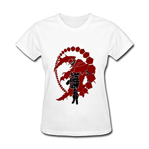 Kingdiny Women's Deadman Wonderland T Shirt (Deadman Wonderland Shirt)