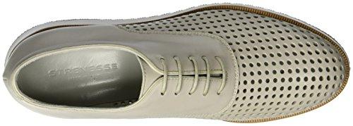 Gabriele Beige Strehle Chalk Shoe Scarpe Meta Stringate Donna pfCn7qwzp1