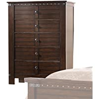 ACME Furniture 23716 Brooklyn Chest, Espresso, One Size