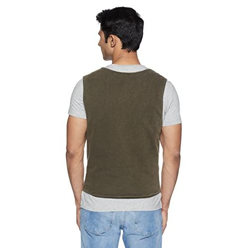 417Ic%2BHMwgL. SS500  - Jack & Jones Men's Cotton Waistcoat