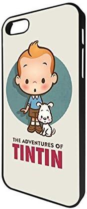 Les Aventures de Tintin Coque iPhone 5/5S/SE Dessin animé radio ...
