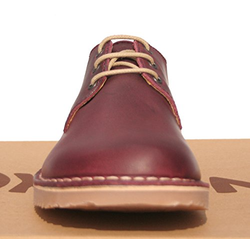 Oxygen Zapatos Cuero Mujer De Con Cordones Planos 8FWRxnw8