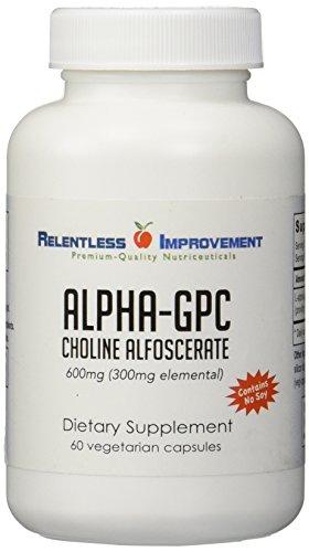 Alpha GPC | Alfoscerate de choline