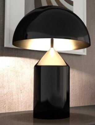 Good A1 Moderne Einfache Italien Design Tischlampen Oluce Pilz Modellierung  Metall Schreibtischlampe Nachttisch Wohnzimmer Schreibtischlampe FG923 Lo9