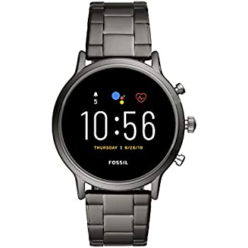 Amazon.com: Fossil Mens Gen 4 Explorist HR Heart Rate ...
