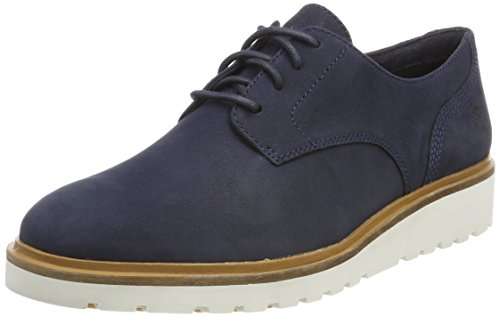Up Ellis Luscious Total Scarpe L42 Oxford Dark Street Lace Donna Stringate Blu Eclipse Timberland SwgxfHqf