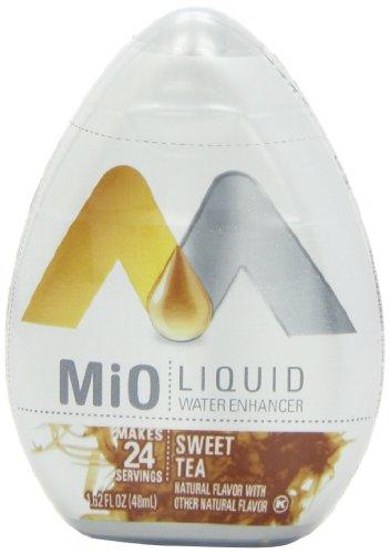 MiO Liquid Water Enhancer, Sweet Tea, 1.62 Ounce (Pack of 12)