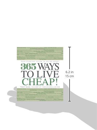 365 ways to live cheap pdf free download books