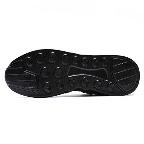 da Uomo beautyjourney Uomo Scarpe Nero Corsa da da Sneakers Uomo Uomo Running Scarpe estive da Uomo Scarpe Scarpe Ginnastica Sportive Uomo Scarpe Ginnastica Lavoro Scarpe Swg0HnS7r