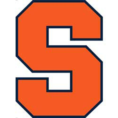 NCAA Syracuse Orange Wall Accent 3 Large Mural Decal (Accent Mural)