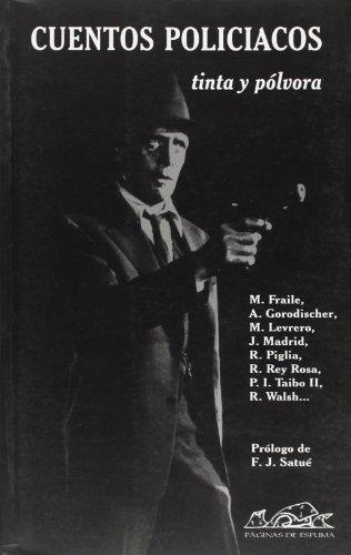 Descargar Libro Cuentos Policiacos: Tinta Y Pólvora: 14 Viviana (ed.) Paletta
