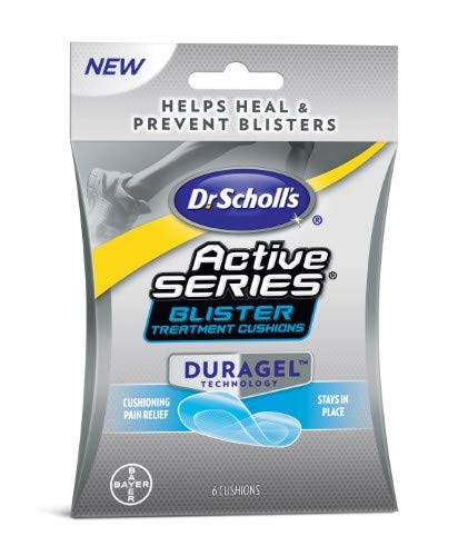Dr Scholl's Active Series Blister Treatment Cushion (Pack of 8)