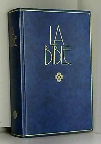 La Bible (French Edition)