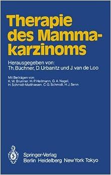Book Therapie des Mammakarzinoms