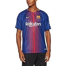Nike - 847255-456 - Fcb M Nk Brt Stad Jsy Ss Hm - Maillot de foot (FC Barcelone à domicile) - Homme