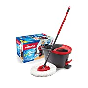 Amazon Lightning Deal 85% claimed: Vileda EasyWring Spin Mop & Bucket System