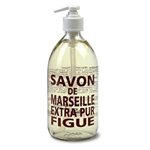 La Compagnie de Provence - Liquid Marseilles Soap 16.9 oz - Fig of Provence [Health and Beauty] [Health and Beauty]